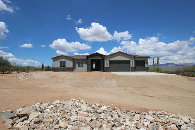 Rio Verde Single Family Home For Sale: 17320 E Pinnacle Vista Drive