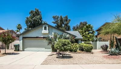 Scottsdale Single Family Home UCB (Under Contract-Backups): 6862 E Kings Ave Avenue