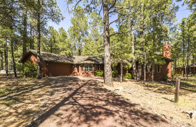 Flagstaff Single Family Home For Sale: 6212 Griffiths Spring