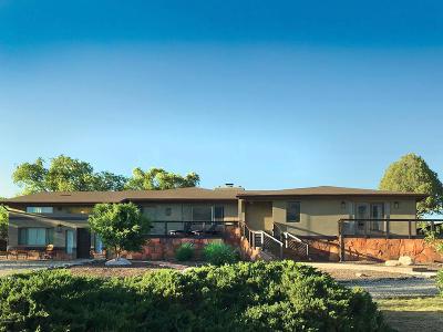 Prescott Single Family Home For Sale: 3745 W Chipmunk Road