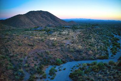 Scottsdale Residential Lots & Land For Sale: 10784 E Pinnacle Peak Road