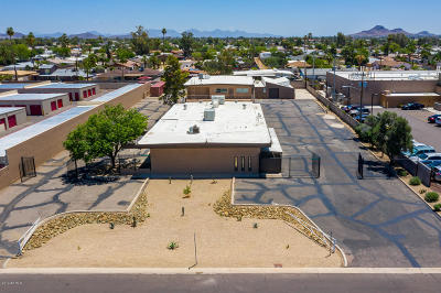 Phoenix Commercial Lease For Lease: 17643 N 25th Avenue