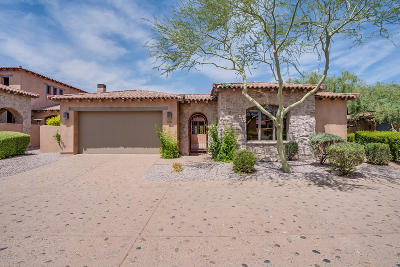 Gold Canyon Single Family Home For Sale: 7424 E Golden Eagle Circle