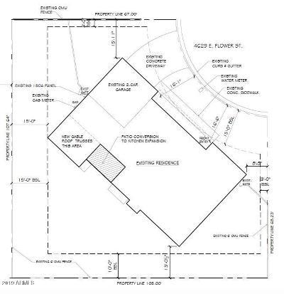 Arcadia Residential Lots & Land For Sale: 4629 E Flower Street