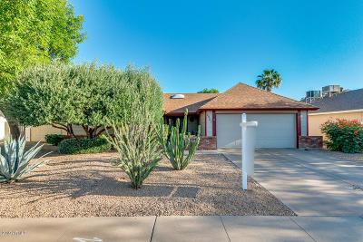 Scottsdale Single Family Home For Sale: 8061 E Krail Street
