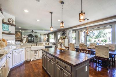 Phoenix Single Family Home For Sale: 2412 W Bajada Road