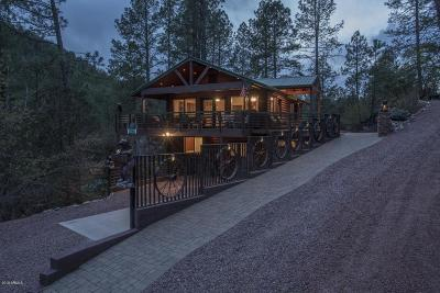 Payson Single Family Home For Sale: 947 N University With Parcel F And G Drive