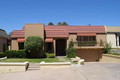 Phoenix Single Family Home For Sale: 156 N Country Club Drive