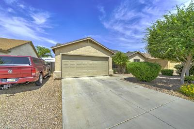 Apache Junction Single Family Home For Sale: 2344 N Cedar Drive