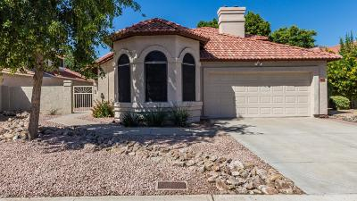 Glendale Single Family Home For Sale: 6923 W Morrow Drive