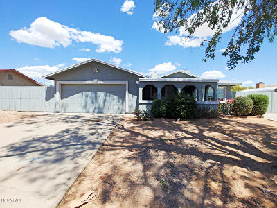 Apache Junction Single Family Home For Sale: 2691 S Gila Road