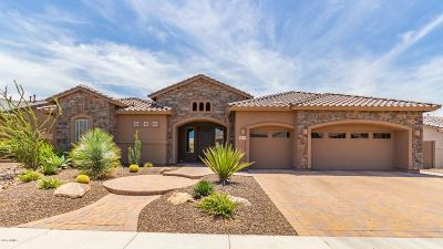 Cave Creek Single Family Home For Sale: 6213 E Sienna Bouquet Place