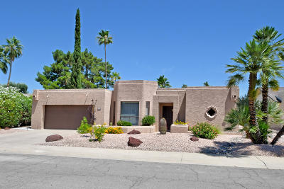 Scottsdale Single Family Home For Sale: 6622 E Kings Avenue