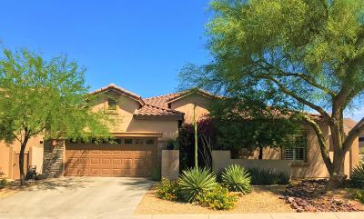 Scottsdale Single Family Home For Sale: 10830 E Salt Bush Drive