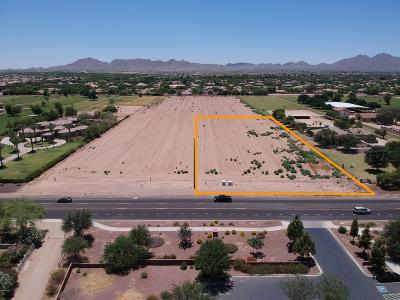 Queen Creek Residential Lots & Land For Sale: 19737 E Ocotillo Road