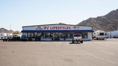 Quartzsite Commercial For Sale: 1795 W Dome Rock Road