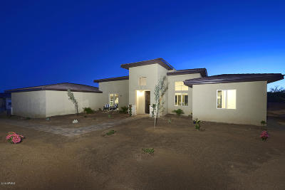 Rio Verde Foothills Single Family Home For Sale: 14316 E Dove Valley Road