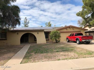 Mesa Single Family Home For Auction: 2422 E Ivy Street