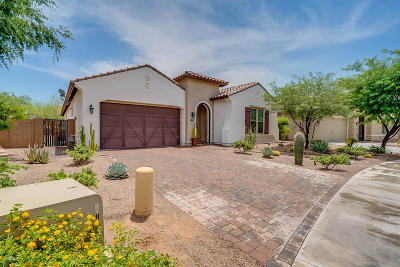 Cave Creek Single Family Home For Sale: 5327 E Milton Drive