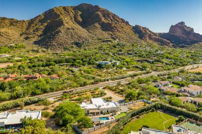 Paradise Valley Residential Lots & Land For Sale: 5910 E McDonald Drive