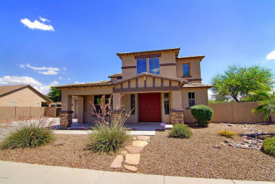 Queen Creek Single Family Home For Sale: 21503 E Alyssa Court