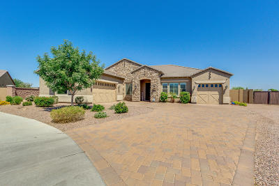 Queen Creek Single Family Home For Sale: 22038 E Camacho Road