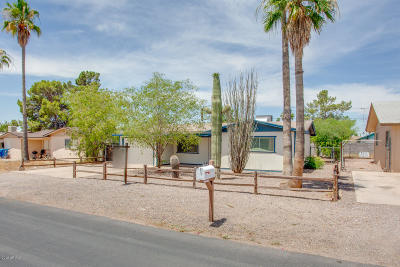 Apache Junction Single Family Home For Sale: 1880 S Coconino Drive