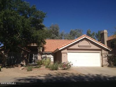 Chandler Single Family Home For Sale: 1371 N Longmore Street