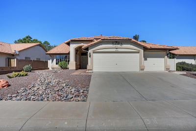Sun City Single Family Home For Sale: 20635 N 110th Avenue