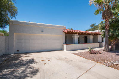 Phoenix Single Family Home For Sale: 12824 N 1st Street