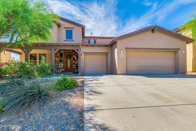 Peoria Single Family Home For Sale: 12362 W Milton Drive