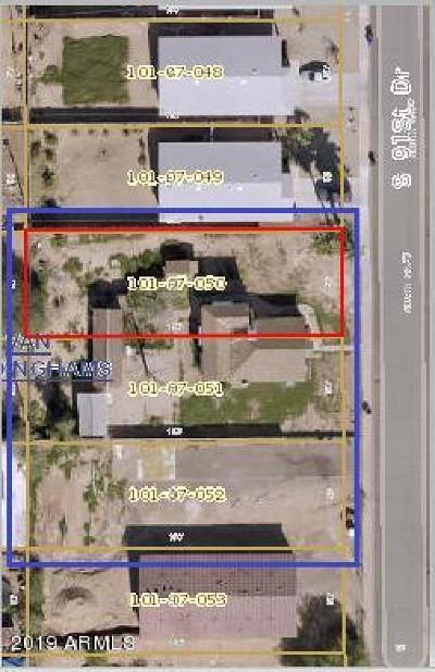 Tolleson Residential Lots & Land For Sale: 112 S 91st Drive
