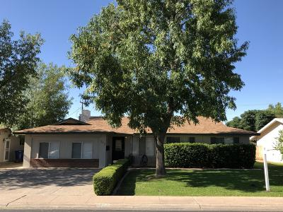 Tempe Single Family Home For Sale: 323 E Laguna Drive