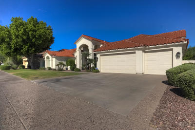 Scottsdale Single Family Home For Sale: 9201 N 115th Street