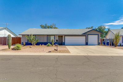 Apache Junction Single Family Home UCB (Under Contract-Backups): 1445 W 7th Avenue