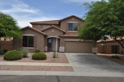 Surprise Single Family Home For Sale: 17923 N 168th Lane