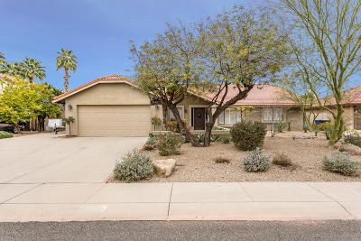 Scottsdale Single Family Home For Sale: 5724 E Danbury Road