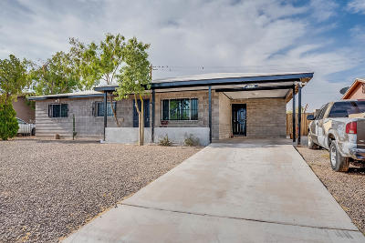 Phoenix Single Family Home For Sale: 2007 W Roeser Road