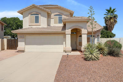 Glendale Single Family Home For Sale: 8336 N 62nd Drive