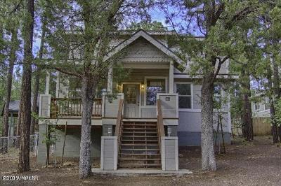Pinetop Single Family Home For Sale: 431 S Cotton Tail Lane