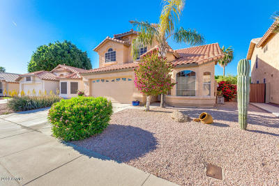 Chandler Single Family Home For Sale: 1830 W Browning Way