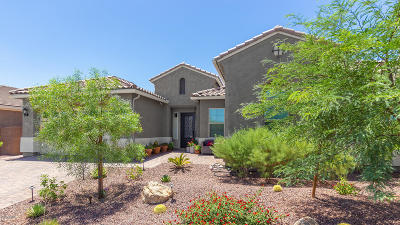 Phoenix Single Family Home For Sale: 2645 W Moura Drive