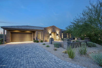 Scottsdale Single Family Home For Sale: 8820 Lariat Ln Lane