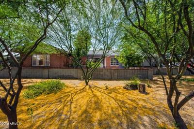 Phoenix Single Family Home For Sale: 5150 N 15th Avenue