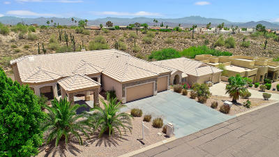 Fountain Hills Single Family Home For Sale: 15926 E Genoa Way