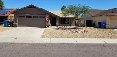 Phoenix Single Family Home For Sale: 3210 W Ross Avenue