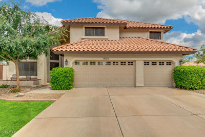 Tempe Single Family Home For Sale: 8626 S Taylor Drive