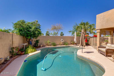 Phoenix Single Family Home For Sale: 1721 W South Fork Drive