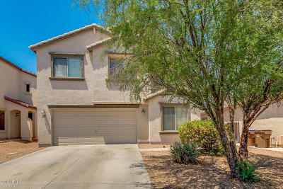 Queen Creek, San Tan Valley Single Family Home For Sale: 1154 W Desert Basin Drive