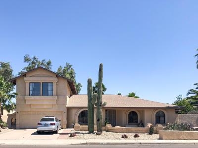Phoenix Single Family Home For Sale: 3165 W Marconi Avenue